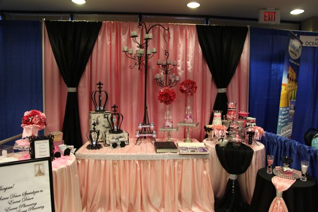 Wedding Expo Booth: Designing Your Bridal Show Booth